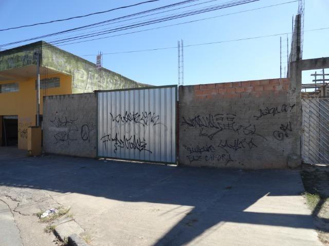 Vendo Lote Comercial Avenida Belo Horizonte, Bairro Cruzeiro do Sul, Betim