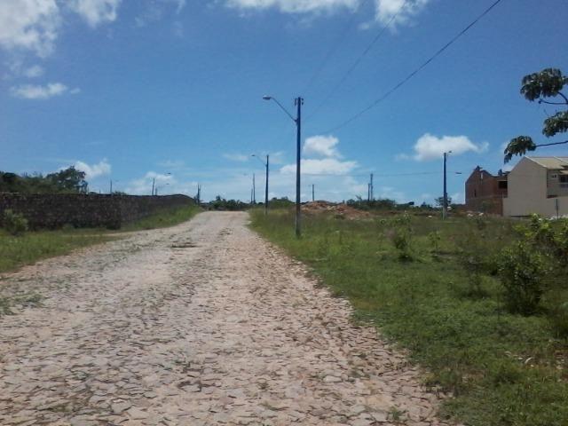 Lote de 200m2, com Sinal de R$ 20mil +24 X. Atrás da Casa Freitas da CE-040, São Bento - Foto 5