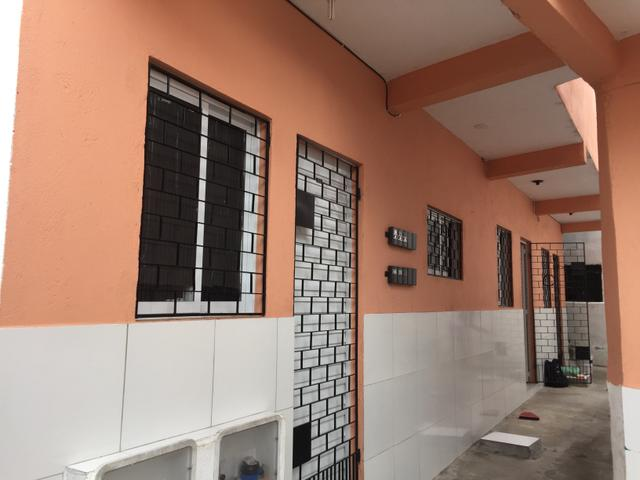 Casas na Itaoca próximo ao shopping Parangaba.  Duas unidades disponíveis