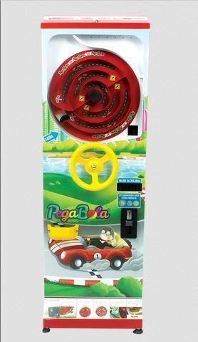 Máquina Pega Bola - Brinquedo