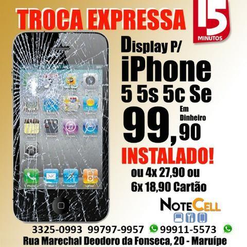 Tela Para iPhone 5