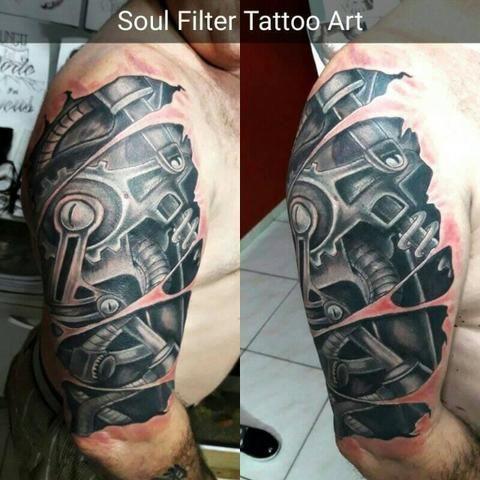 Tatuagem fechamento - Foto 4