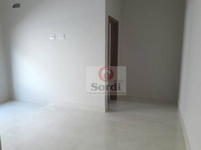 Casa com 3 dormitórios à venda, 165 m² por r$ 780.000 - vila do golf - ribeirão preto/sp - Foto 10