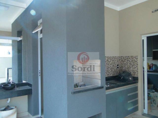 Sobrado com 3 dormitórios à venda, 207 m² por r$ 980.000 - quinta da primavera - ribeirão  - Foto 8