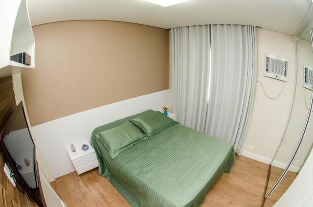 Incrível apartamento 3 quartos com suíte no condomínio Reserva Verde na Serra - Foto 10