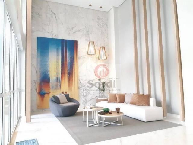 Apartamento à venda, 95 m² por r$ 637.000,00 - bosque das juritis - ribeirão preto/sp - Foto 16