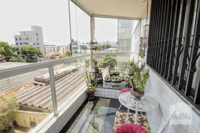 Apartamento à venda com 3 dormitórios em Coração eucarístico, Belo horizonte cod:256787 - Foto 4