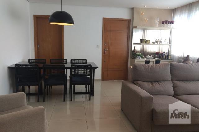 Apartamento à venda com 3 dormitórios em Coração eucarístico, Belo horizonte cod:256156