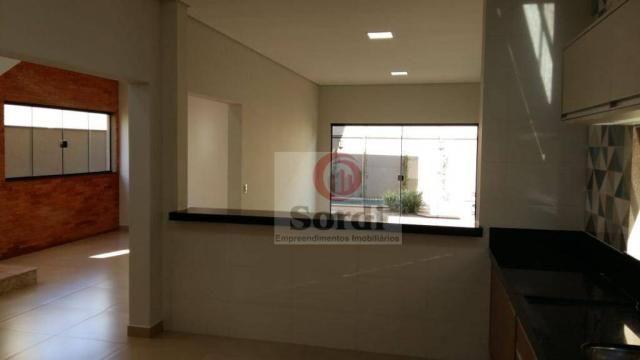 Sobrado com 3 suítes à venda, 205 m² por r$ 890.000 - condomínio buona vita - ribeirão pre - Foto 4