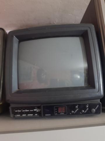 Televisão 10 polegadas