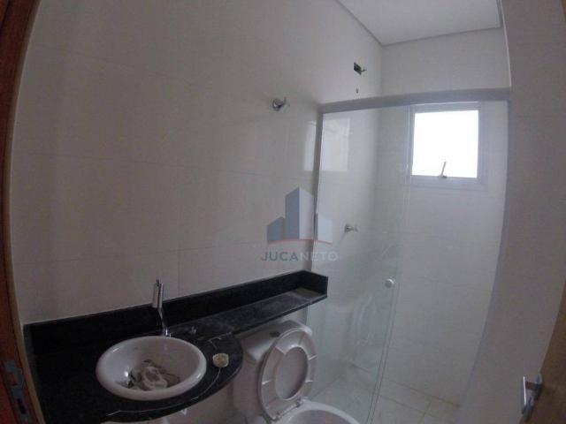 Apartamento com 2 dormitórios para alugar, 68 m² por r$ 1.125/mês - parque são vicente - m - Foto 12