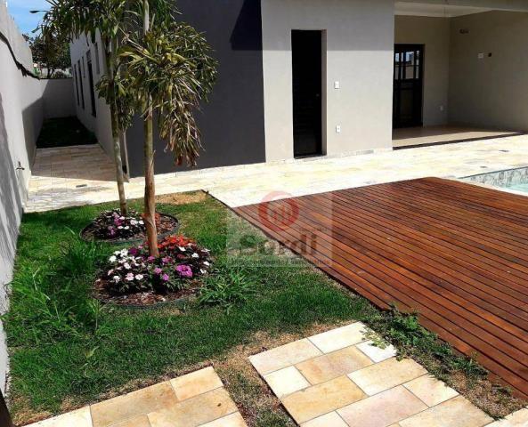 Casa com 3 dormitórios à venda, 165 m² por r$ 780.000 - vila do golf - ribeirão preto/sp - Foto 19