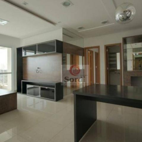 Apartamento com 3 dormitórios à venda, 122 m² por r$ 680.000 - jardim irajá - ribeirão pre