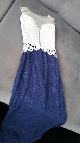 Vendo vestido longo de festa 34/36 - Foto 3