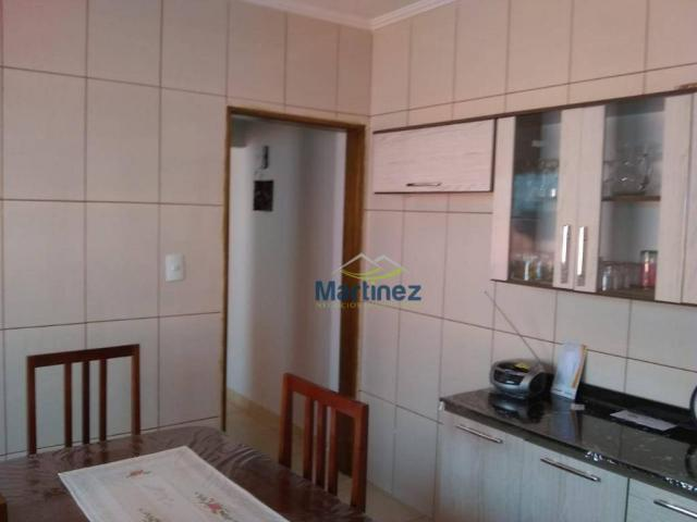 Casa com 2 dormitórios à venda, 80 m² por r$ 400.000 - jardim grimaldi - são paulo/sp - Foto 5