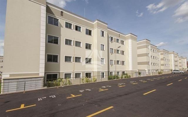 Apartamento à venda com 2 dormitórios em Parque recanto lagoinha, Ribeirão preto cod:58698