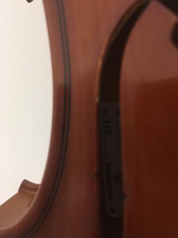 Violino Rolim 4/4 série Ouro modelo Orquestra - Foto 3