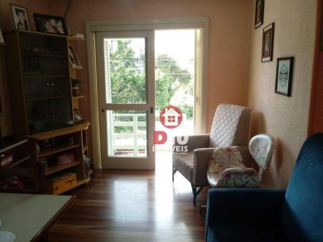 Casa com 3 dormitórios à venda, 132 m² por r$ 530.000,00 - santo antão - bento gonçalves/r - Foto 14