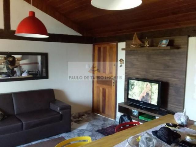 Casa para venda em cabo frio, peró, 2 dormitórios, 2 suítes, 2 banheiros - Foto 3