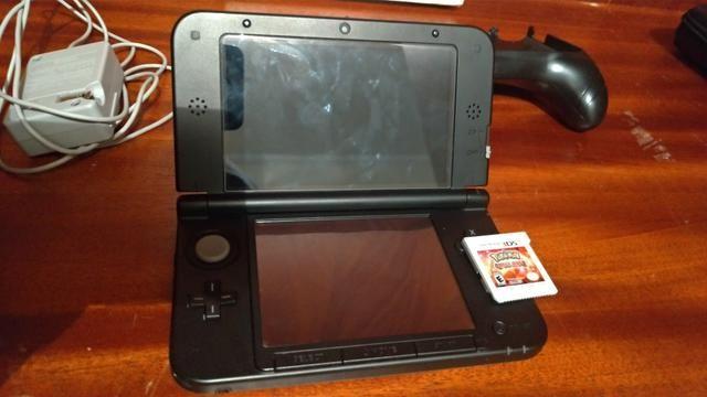 Nintendo 3ds xl Ed Luigi Desbloqueado