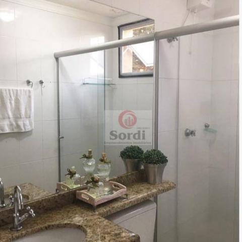 Apartamento com 2 dormitórios à venda, 82 m² por r$ 380.000 - jardim paulista - ribeirão p - Foto 8