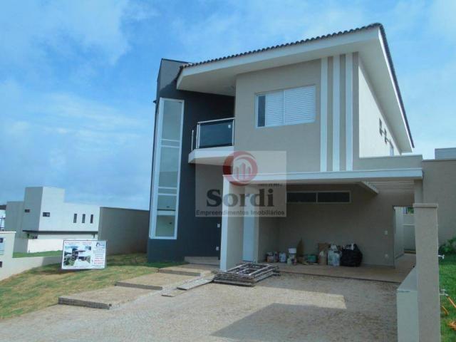 Sobrado com 3 dormitórios à venda, 207 m² por r$ 980.000 - quinta da primavera - ribeirão  - Foto 4