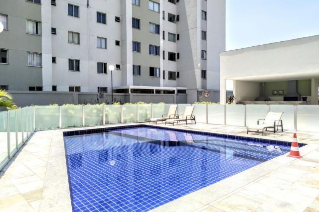 Apartamento à venda com 3 dormitórios em Caiçaras, Belo horizonte cod:256280 - Foto 17