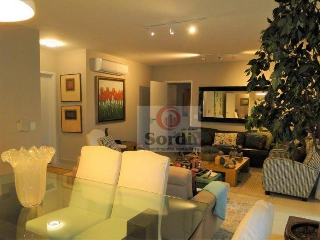 Apartamento com 4 dormitórios à venda, 227 m² por r$ 1.599.000 - jardim botânico - ribeirã - Foto 4