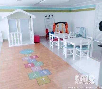 Apartamento à venda com 3 dormitórios em Nova parnamirim, Parnamirim cod:APV 29024 - Foto 2