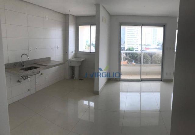 Apartamento com 1 quarto à venda, 39 m² por r$ 225.000 - setor bueno - goiânia/go - Foto 9