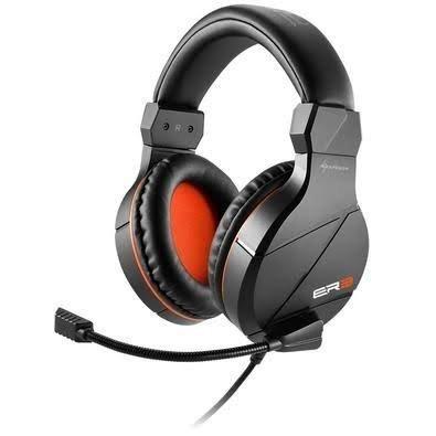 Headset Gamer Sharkoon Rush ER3 Preto