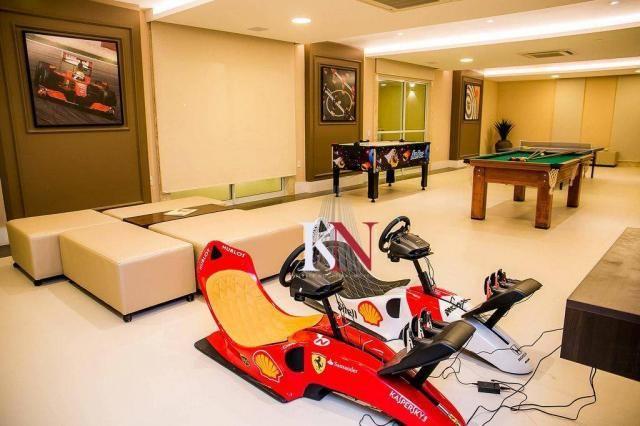 Apto de luxo c/ 4 suítes à venda, 273 m² por r$ 1.669.586 - altiplano - joão pessoa/pb - Foto 9