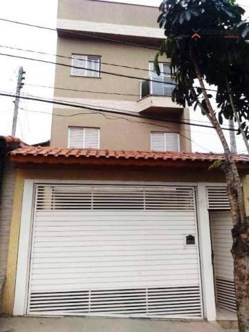Apartamento com 2 dormitórios para alugar, 50 m² por R$ 1.300/mês - Parque Novo Oratório -