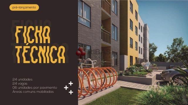 Apartamento à venda com 2 dormitórios em Tingui, Curitiba cod:15416 - Foto 3