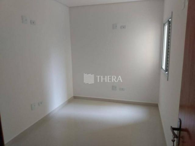 Apartamento com 3 dormitórios à venda, 96 m² por r$ 460.000,00 - campestre - santo andré/s