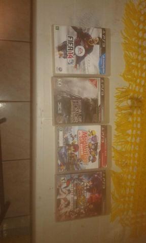Vende-se 5 jogos para PS3 - Foto 2