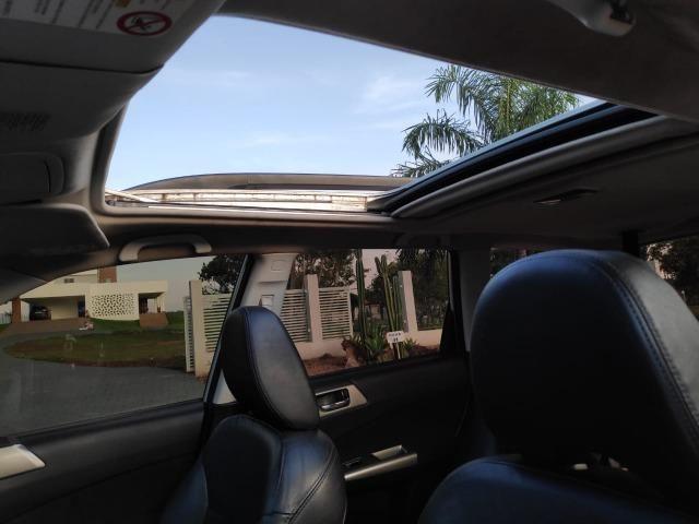 Subaru Forester 2009 c/ Teto Solar Impecavel . Baixei o preco pra vender rapido - Foto 5