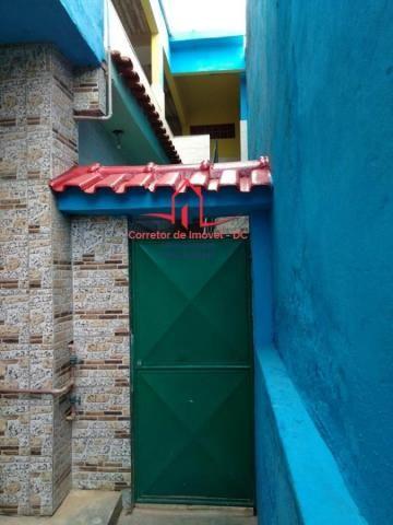 Casa de vila à venda com 1 dormitórios em Centro, Duque de caxias cod:0005