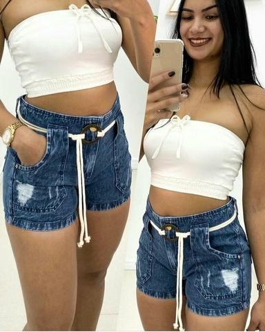 Shorts e saias - Foto 3