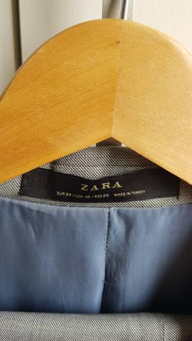 Terno Zara cinza claro - Foto 3