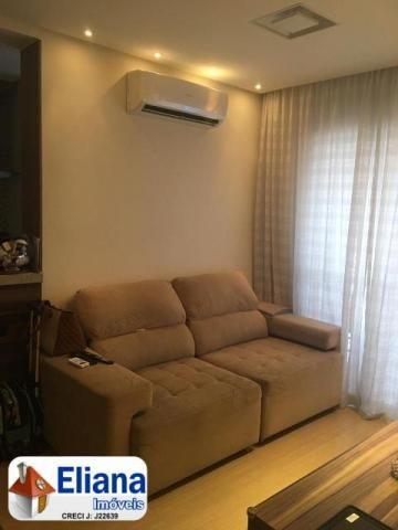 Apartamento - bairro campestre permuta apto scsul - Foto 3