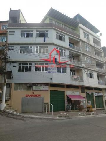 Apartamento à venda com 3 dormitórios em Centro, Duque de caxias cod:019
