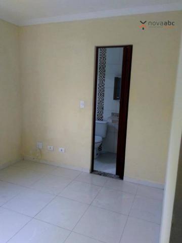 Apartamento com 2 dormitórios para alugar, 56 m² por R$ 1.100,00/mês - Parque Oratório - S - Foto 18