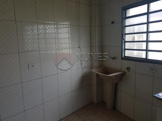 Apartamento para alugar com 1 dormitórios em Bandeiras, Osasco cod:187961 - Foto 10