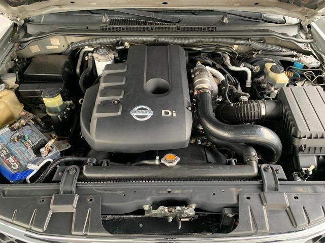 Nissan Frontier LE 2.5 4x4 Diesel Aut 2008/2009 - Foto 18