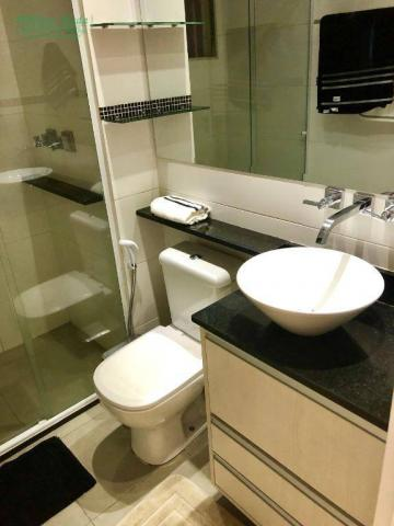 Studio com 1 dormitório para alugar, 36 m² por r$ 1.950/mês - vila augusta - guarulhos/sp - Foto 13