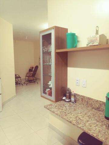 Linda casa no condomínio fazenda real 1 e 2, 3 quartos, suíte, excelente área de lazer - Foto 2