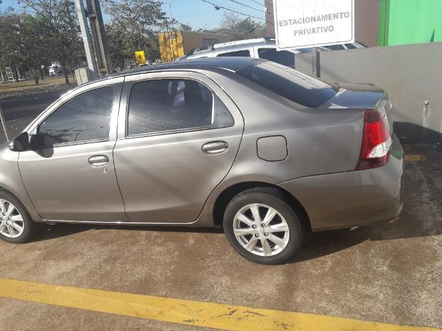 Vendo um Toyota Etios Xplus Sedan. - Foto 13