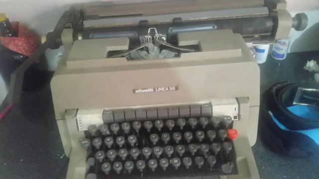 Máquina Olivertti zap * - Foto 4