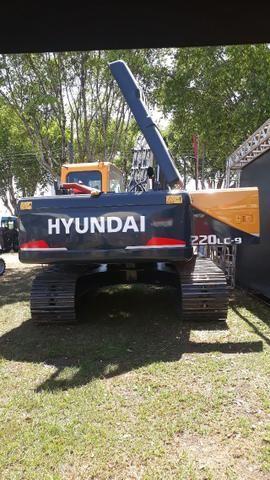 Escavadeira Hyundai R220LC-9 - Foto 2
